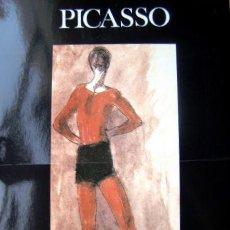Libros de segunda mano: PICASSO. LITORAL. EDICION1250 EJ. 1988. Lote 26825619