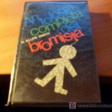 Libros de segunda mano: ANTOPOLOGIA COMPLETA DEL BROMISTA ( ALLEN - SMITH ) TAPA DURA 1976. Lote 16564407