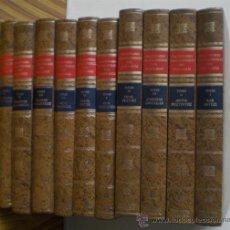 Libros de segunda mano: 10 TOMOS - DICCIONARIO ENCICLOPEDICO DEL PAIS VASCO. Lote 16964561