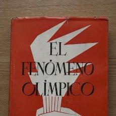 Libros de segunda mano: EL FENÓMENO OLÍMPICO. MEYER (GASTON). Lote 17035078