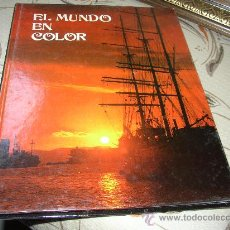 Libros de segunda mano: EL MUNDO EN COLOR DE WILLIAM MACQUITTY. Lote 17275888