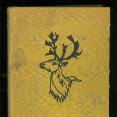 Libros de segunda mano: TRAS LOS RENOS DE CANADA. ERIK MUNSTERHJELM. EDITORIAL JUVENTUD. 1954. 223 PAG.. Lote 24723382