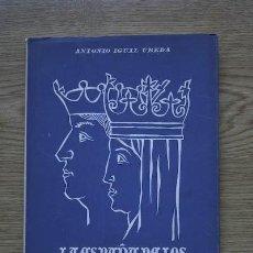 Libros de segunda mano: LA ESPAÑA DE LOS REYES CATÓLICOS. IGUAL ÚBEDA (ANTONIO). Lote 17334342