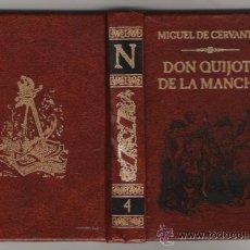 Libros de segunda mano: CAPITULO DEL QUIJOTE PEQUEÑO LIBRO CON ILUSTRACIONES LIBRO Nº 4. Lote 17342809