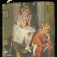 Libros de segunda mano: EL OCASO DE LAS ESTRELLAS. VICKI BAUM. COLECCION ARCO DE TRIUNFO. 213 PAG.. Lote 172745769
