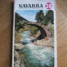 Libros de segunda mano: NAVARRA. TEMAS DE CULTURA POPULAR. Nª 38 ALMADIAS. 1969. Lote 22219931