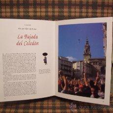 Libros de segunda mano: FIESTAS POPULARES DE ESPAÑA - LUIS AGROMAYOR - EDILIBRO - ILUSTRADO. Lote 26178993