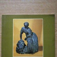 Libros de segunda mano: ANTOINE BOURDELLE. ESCULTURAS.. Lote 17854781