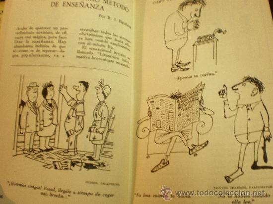Libros de segunda mano: ANTOLOGIA DEL HUMOR(1962-1963) REVISTA Y SELECCION MADRID 1962 - Foto 2 - 17776518