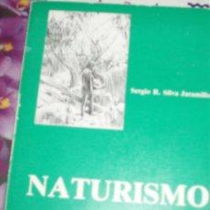 Libros de segunda mano: NATURISMO SISTEMA SANITARIO SOCIAL. Lote 26287389