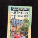Libros de segunda mano: COLECCION ENID BLYTON Nº 8 LA AVENTURA DEL EXTRAÑO RUBI - EDITA : SUSAETA. Lote 163128661