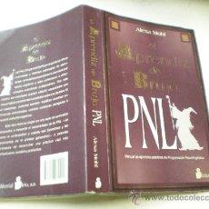 Libros de segunda mano: ALEXA MOHL EL APRENDIZ DE BRUJO EDITORIAL SIRO BARCELONA 1998. Lote 15356717