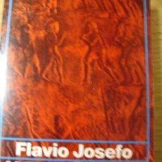 Libros de segunda mano: ANTIGÜEDADES DE LOS JUDÍOS . TOMO II. FLAVIO JOSEFO . Lote 26673082