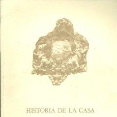 Libros de segunda mano: J. GARCIA DEL VALLE. HISTORIA DE LA CASA DE GARCÍA DEL VALLE. MADRID, 1990. EDICIÓN PRIVADA.. Lote 18389725
