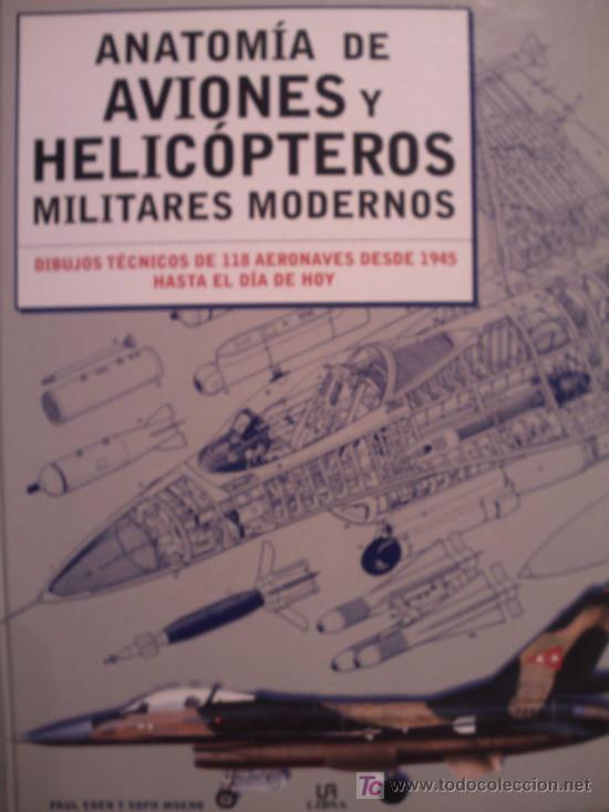 importante libro. anatomia de aviones y helicop - Comprar en ...
