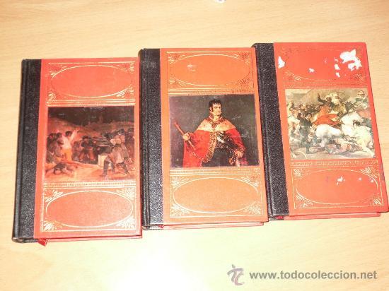 Libros de segunda mano: GUERRA DE LA INDEPENDENCIA - EL 2 DE MAYO DE 1808 - 3 TOMOS COMPLETA - POR EL CONDE DE TORENO - Foto 2 - 15549131