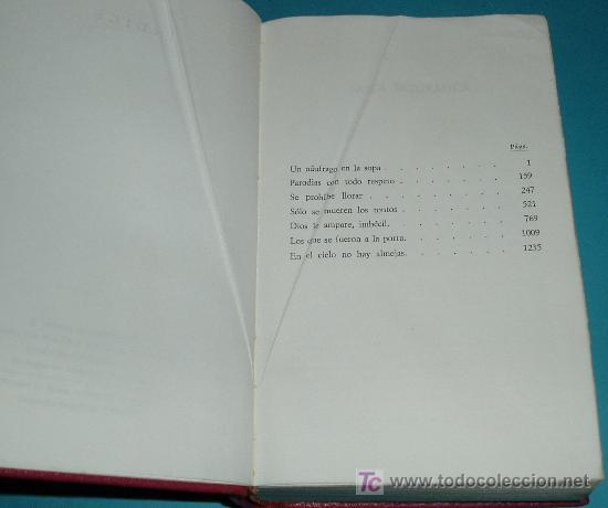 Libros de segunda mano: OBRAS DE ALVARO DE LAIGLESIA. PRIMER VOLUNEN. COLECCIÓN MAESTROS DEL HUMOR - Foto 2 - 24214075