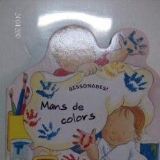 """Libros de segunda mano: CUENTO TROQUELADO """"BESSONADES"""" EN CATALÁN. Lote 26626555"""