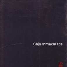 Libros de segunda mano: CAJA INMACULADA 1905-2005. Lote 19226777