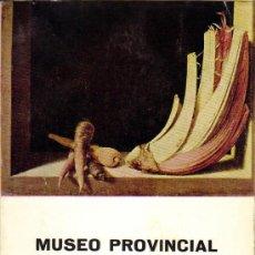 Libros de segunda mano: MUSEO PROVINCIAL DE BELLAS ARTES - GRANADA. Lote 24442634