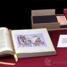 Libros de segunda mano: EL QUIJOTE ILUSTRADO POR SALVADOR DALÍ. Lote 19360371