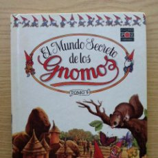 Livros em segunda mão: EL MUNDO SECRETO DE LOS GNOMOS - TOMO 9 - PLAZA & JANES. Lote 20870531