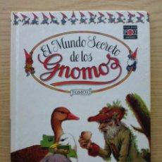 Livros em segunda mão: EL MUNDO SECRETO DE LOS GNOMOS - TOMO 12 - PLAZA & JANES EDICIONES. Lote 20870534