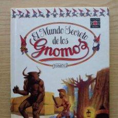 Livros em segunda mão: EL MUNDO SECRETO DE LOS GNOMOS - TOMO 14 - PLAZA & JANES EDICIONES. Lote 20870535