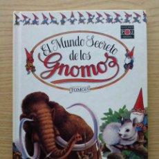 Libros de segunda mano: EL MUNDO SECRETO DE LOS GNOMOS - TOMO 15 - PLAZA & JANES EDICIONES. Lote 20870536