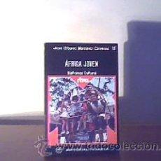 Libros de segunda mano: ÁFRICA JOVEN;JOSÉ URBANO;PLANETA 1975. Lote 19472894