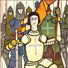 Libros de segunda mano: JUANA DE ARCO (BARCELONA, 1962). Lote 25437600