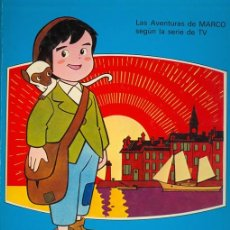 Second hand books - MARCO - LAS AVENTURAS DE MARCO SEGÚN LA SERIE DE TV (1977) - 23154183
