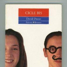 Libros de segunda mano: CICLE BIS - DAVID DURAN.. Lote 25300012