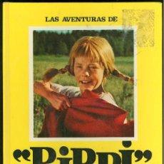 Libros de segunda mano: LAS AVENTURAS DE PIPPI LANGSTRUMPF. ASTRID LINDGREN. 1975.. Lote 19838503