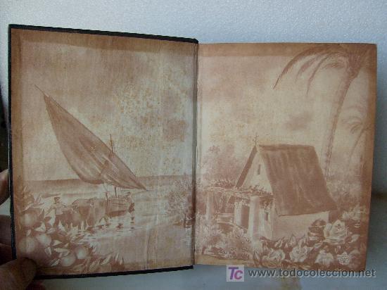 Libros de segunda mano: V. BLASCO IBAÑEZ - 3T. - OBRAS COMPLETAS - ED. AGUILAR - COL. OBRAS ETERNAS. - Foto 4 - 27472264