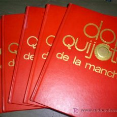 Libros de segunda mano: DON QUIJOTE DE LA MANCHA TOMO 4 NARANCO 1972 EDICIÓN CÓMIC Y FOTOGRAFIA RM44965. Lote 21084621