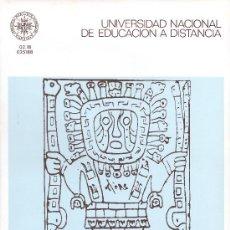 Libros de segunda mano: MARIO HERNANDEZ SANCHEZ-BARBA. HISTORIA DE AMÉRICA. UNIDAD DIDÁCTICA. UNED. 1988. A ESTRENAR. Lote 20033905
