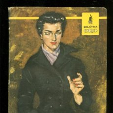 Libros de segunda mano: TESTIGO DE CARGO. AGATHA CHRISTIE. BIBLIOTECA ORO. 1958.. Lote 20069394