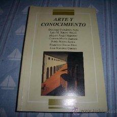 Libros de segunda mano: LIBRO - ARTE Y CONOCIMIENTO - VARIOS AUTORES - 2000 - CANARIAS. Lote 20197122