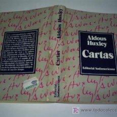 Libros de segunda mano: CARTAS ALDOUS HUXLEY BUENOS AIRES EDITORIAL SUDAMERICANA 1974 RM44905. Lote 22557248