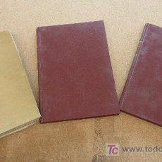 Libros de segunda mano: 3 TOMOS DE LA REVISTA L'INFANTIL. CATALANA. . Lote 26255852
