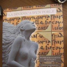 Libros de segunda mano: LA DINÀMICA D'UN POBLE ESPARRAGUERA. Lote 20464972