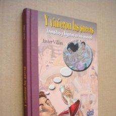 Libros de segunda mano: Y VINIERON LAS SUECAS: TRANSITOS Y LUJURIAS EN LOS AÑOS 60. Lote 21753698