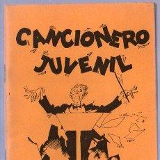 Libros de segunda mano: CANCIONERO JUVENIL. COLONIA DE VACACIONES. SIERRA DEL BREZO. 15 X 10 CM. 60 PAGINAS.. Lote 20552116