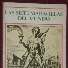 Libros de segunda mano: LAS SIETE MARAVILLAS DEL MUNDO POR ERNST VON KHUON DE SELECCIONES DEL READER'S DIGEST, MADRID 1975. Lote 21797941