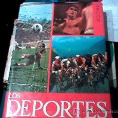 Libros de segunda mano: LOS DEPORTES (EDITORIAL ARGOS, 1967). Lote 20645201
