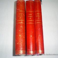 Libros de segunda mano: CURSO GENERAL DE PUBLICIDAD CURSOS POR CORRESPONDENCIA 3 TOMOS 1967 RM43672. Lote 27137129