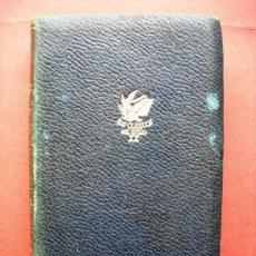 Libros de segunda mano: LOS CLÁSICOS DEL SIGLO XX - TOMO I - NOVELAS OBRAS COMPLETAS ANDRÉ MAUROIS - ED. JANÉS - EN PIEL . Lote 20724358