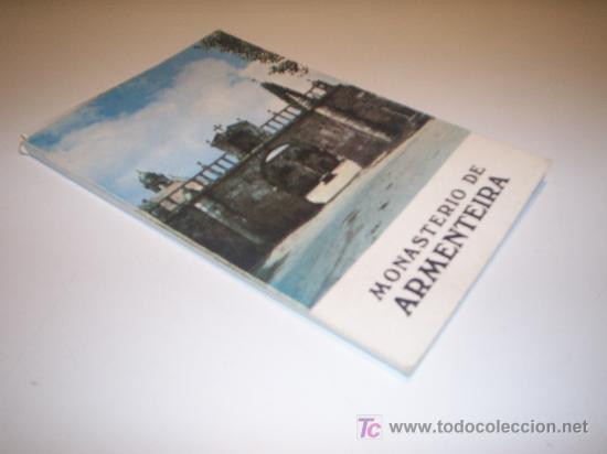 GUÍA BREVE DEL MONASTERIO DE SANTA MARÍA DE ARMENTEIRA - MANUEL FERNANDEZ RAMOS (1982) (Libros de Segunda Mano - Historia - Otros)