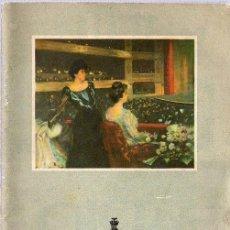 Libros de segunda mano: GRAN TEATRO DEL LICEO. TEMPORADA DE OPERA INVIERNO. 1960-61. 18 X 13 CM. . Lote 20772835